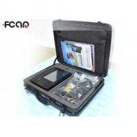 True Color 8 Inch TFT LCD Heavy Duty Truck Scanner FCAR F3 - D / High - Capacity SD Card Manufactures