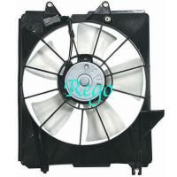 Quality 05-10 Honda Odyssey Car Radiator Cooling Fan Motor Assembly HO3115128 for sale