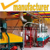 white maize milling machine Manufactures
