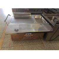 Buy cheap Rectangle Stainless Steel Japanese Teppanyaki Grill With Thermostat Control from wholesalers