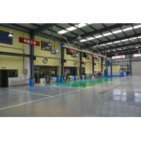 Car Repair Shops Pre Engineered Steel Structure Painting Surface SGS / BV Certification Manufactures