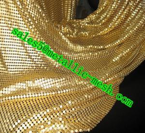 ground fabric and decorative aluminum alloys cloth Manufactures