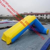 inflatable- toy Inflatable Luna Astroslide water slide  for sea Manufactures