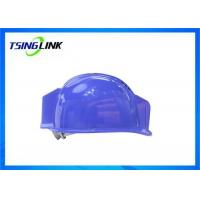Durable 4G Video Transmit Smart Safety Helmet Bluetooth For Construction Site Manufactures