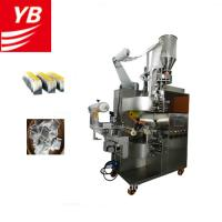 YB-180C Automatic Vertical filter bag tea packing machine Manufactures