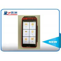 Quad Core CPU Android POS Terminal , Android Based Point Of Sale Equipment Manufactures