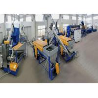 Buy cheap PET Material Washing Plastic Recycling Line Post Consumer Bottles Flakes Washing from wholesalers