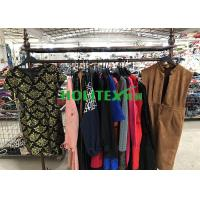 American Style Second Hand Womens Clothing Winter Dresses For Ladies Manufactures