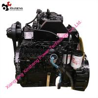 4BTA3.9-C125 Cummins Diesel Engine For Liugong,Shantui,SANY,ZOOMLION,SDLG, Water Pumps Manufactures