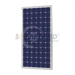 Residential 24V 160W Solar Cell Module Panels 34.4V Vmp 1330 * 992 * 50mm Manufactures