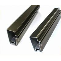 Natural Anodized Aluminum Window Profiles For Interior Decoration Materials Manufactures