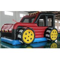Inflatable car bouncer Manufactures