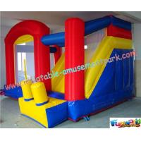 Renting Biggest Inflatable Bounce Houses Games with Slide, Jumping House for Kids Manufactures
