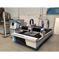 Laser power 2000W fiber laser cutting machine for cutting stainless steel and carbon steel Manufactures