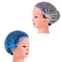 Disposable Medical Head Cover Non Woven Bouffant Cap Making Machine Manufactures