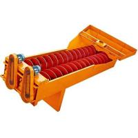 China Double Spiral Sand Washing Machine 200t/H Stable Operation For River Sand on sale