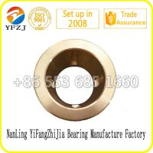 Quality Customized Self-lubricating Bronze Bushing Thin Wall Bearing Copper Bushing for sale