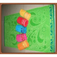 Buy cheap hot selling Promotional/Wholesaler Custom Reactive Printed Beach Towels from wholesalers
