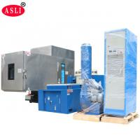 Buy cheap Environmental combined vibration test system from wholesalers
