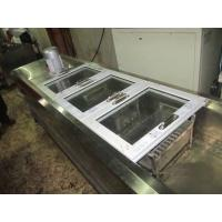 Ice Lolly Commercial Refrigerator Freezer Sk Series Stainless Steel Manufactures
