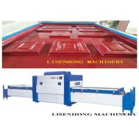 Firm Adhesion Vacuum Press Woodworking Machine For Abnormal Decoration Shapes