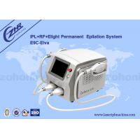 China Effective SHR Hair Removal Machine Multifunctional Strong Ipl Beauty Equipment on sale