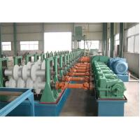 Automatic Highway Guardrail Roll Forming Machine With 10 Ton Hydraulic De-Coiler Manufactures