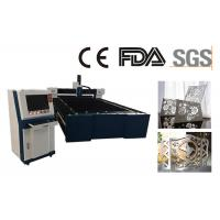 Carbon Steel Metal Laser Cutting Machine Water Cooling For Stainless Steel Manufactures
