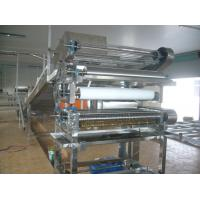 Non Fresh Chow Mein Manufacturing Machine , Automatic Noodles Manufacturing Machine Manufactures