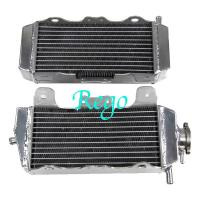 Aftermarket Yamaha Aluminum Motorcycle Radiator Automobile Spare Parts Manufactures
