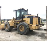 Made In Japan 938G Used CAT Wheel Loaders CAT 3126 Engine 158hp Engine Power Manufactures