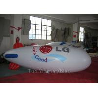 Zeppelin Air Balloon Outdoor Park PVC Advertising Airship Blimp Manufactures