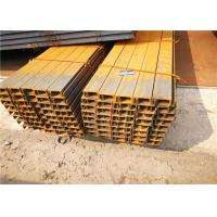 China EN BS Hot Rolled Stainless Steel U Channel Q235 GB Sizes 30 x 3 - 150 x 15 on sale