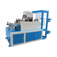 High Quality Non Woven Disposable Fully Automatic Surgical Gowns Sleeve Making Machine Manufactures