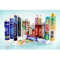 Colored Offset Printing Toothpaste Tube Packaging, Plastic Laminated Tubes Manufactures