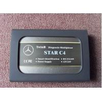 Quality Benz C4 2011 STAR Scanner Mercedes Benz Star Diagnostic Tool MB SD Connect for sale