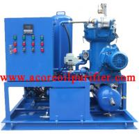 Disc-Centrifugal Oil Separator, Oil Purifier Manufactures