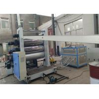 Buy cheap New Condition PVC WPC Foam Board Machine / PVC WPC Crust Foam Board Extrusion Process from wholesalers
