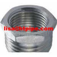 China duplex stainless ASTM A182 F51 hex head bushing on sale