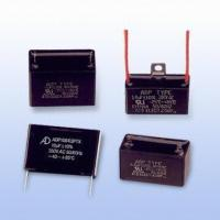 Film Capacitors with Self-healing and Flame Retardant Features, RoHS Compliant Manufactures