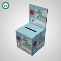 Disposable Offset Printing 310G Paper Cardboard Boxes