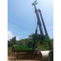 KR125A Piling Rig Machine 43M Max Depth Bored Pile Equipment Manufactures