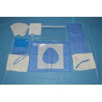Non Woven Fabric Disposable Hospital Surgical Pack  for Operating Room Manufactures