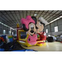 Durable Mini Inflatable Sports Games Of Inflatable Bouncy Castle Manufactures
