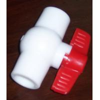 Quality PPR fitting all plastic ball valve for sale