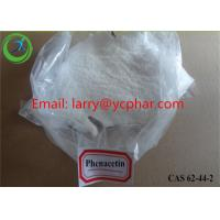 Pharmaceutical raw material Phenacetin hot in Canada CAS 62-44-2