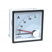 Maximum Demand Analogue Panel Meters , Accuracy Class 3.0 Ammeter Manufactures