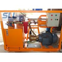 100 L/Min Output Cement Grouting Pump Machine For Underground Project Manufactures