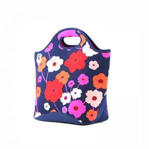 Reusable Portable Waterproof Neoprene Lunch Bags Manufactures