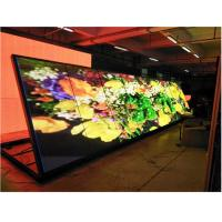 Open Cabinet P10 Front Access LED Display Wide Viewing Angle Low Power Consumption Manufactures